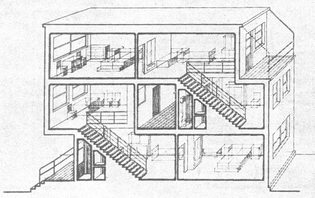 Unit d habitations misfits 39 architecture for Habitations home plans