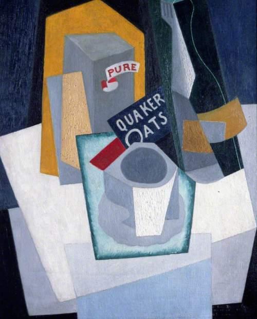 Gino Severini, Cubist Still Life (1917)