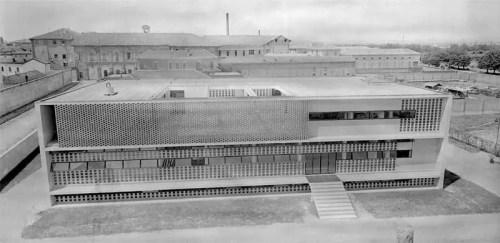 1934-38 Dispensario Antitubercolare, Alessandria