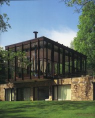 Philip Johnson, Wiley House, 1953