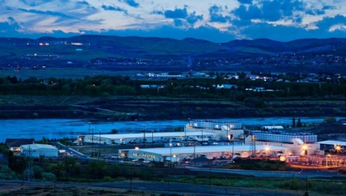 Google Data Center, The Dalles, Oregon