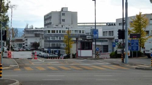 CERN_Entrance