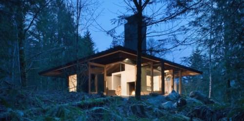 Tye river cabin