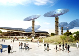 2020: Grimshaw & Partners, Sustainability Pavilion, Expo 2020