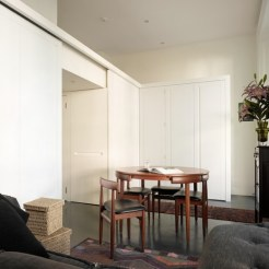 Openstudio-Architects-in-London-Small-Space-Flat-with-Round-Dining-Table-Remodelista