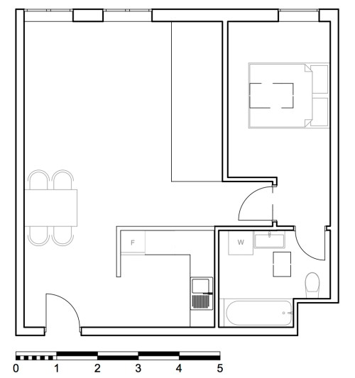 Sloping Plan