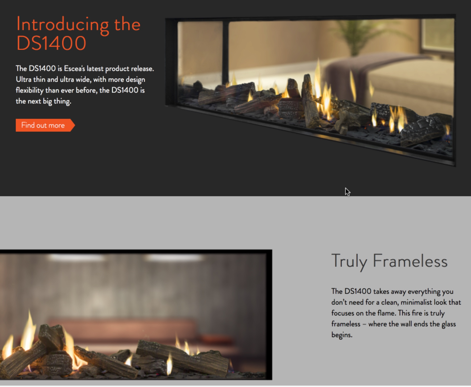 the fireplace misfits u0027 architecture