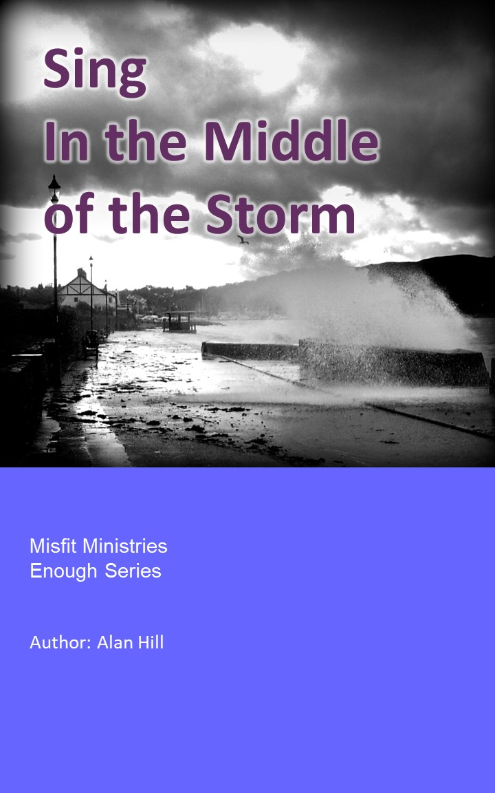 Sing in the Middle of the Storm (Kindle version)