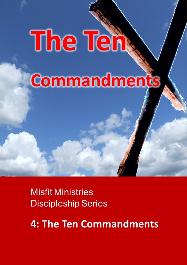 The Ten Commandments - pdf version