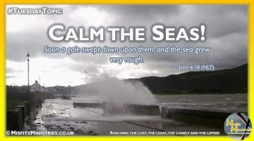 Tuesday Topic 2021wk30 - Calm the seas