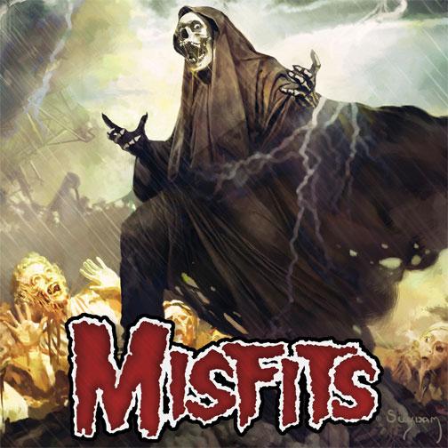 Misfits | Devil's Rain