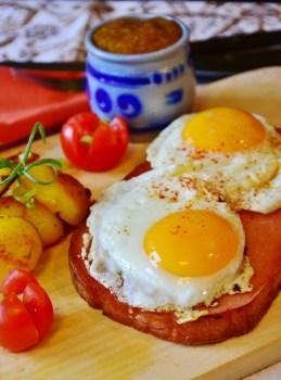 Como hacer un huevo frito