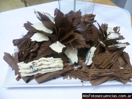 Clase de Chocolatería