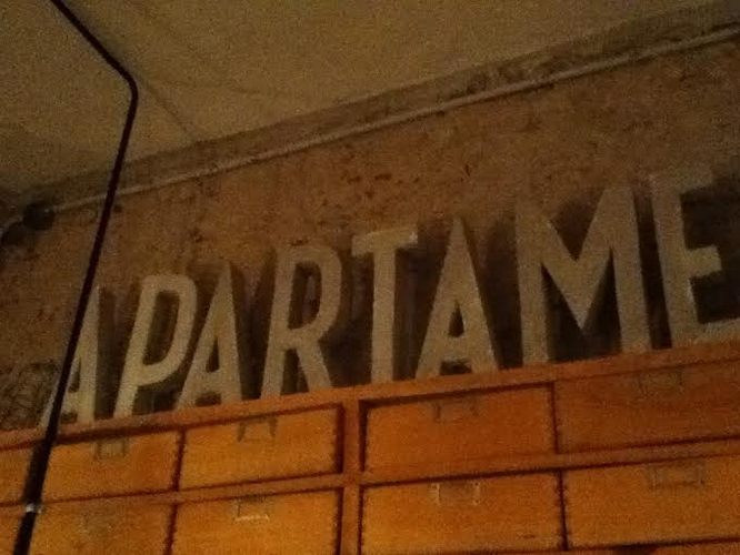 Apartamento lugar para no comer_0001
