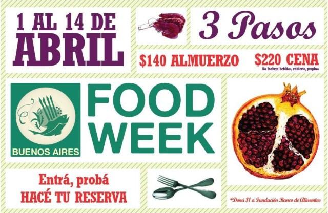 #bafoodweek 2014