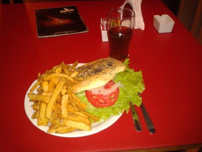 Jerome Brew Pub en Mendoza