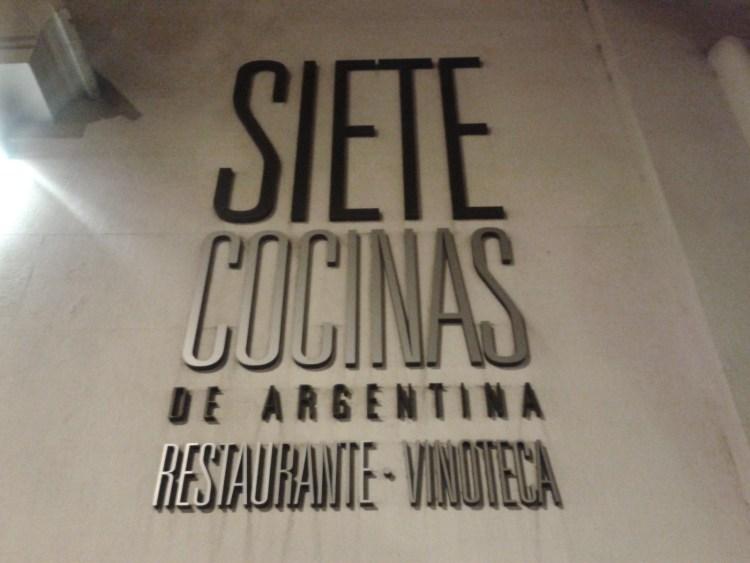 Siete cocinas, recorré Argentina desde Mendoza