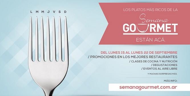 Semana gourmet 2014