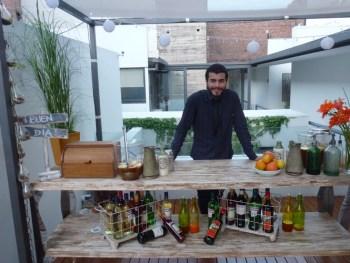 Inauguró el bar de Republica Restaurant