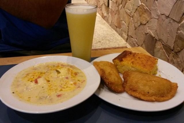 Cocina paraguaya en Ja-Virá