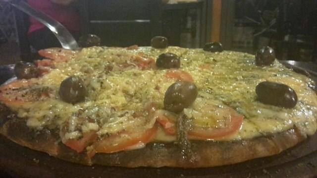 JD, una pizzería buena, bonita y barata