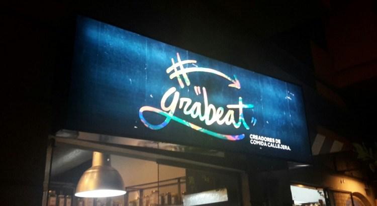 Grabeat, comida callejera en Nueva Córdoba