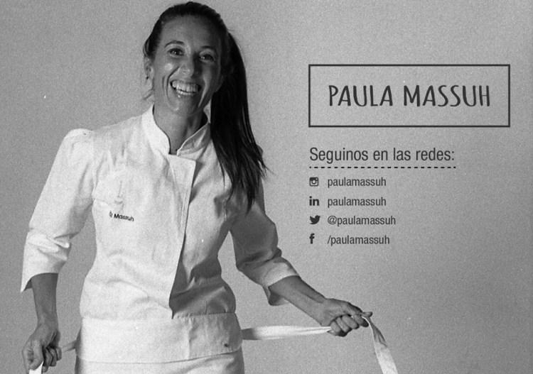 Paula Massuh presentó su web