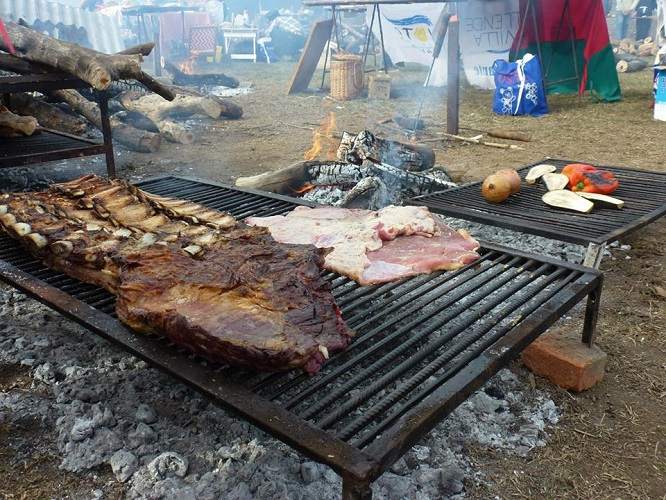 Certamen de asadoras argentinas 2016