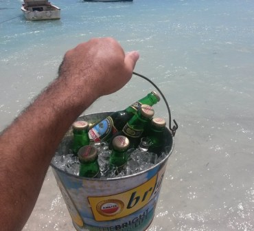 Cerveza Balashi en Aruba