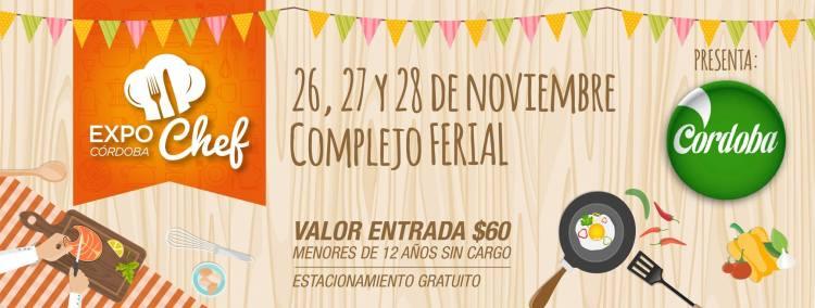 Feria Expo Chef Córdoba 2016