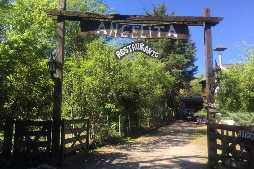 Angelita Restaurante en Agua de Oro