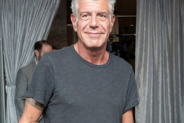 Adios Anthony Bourdain