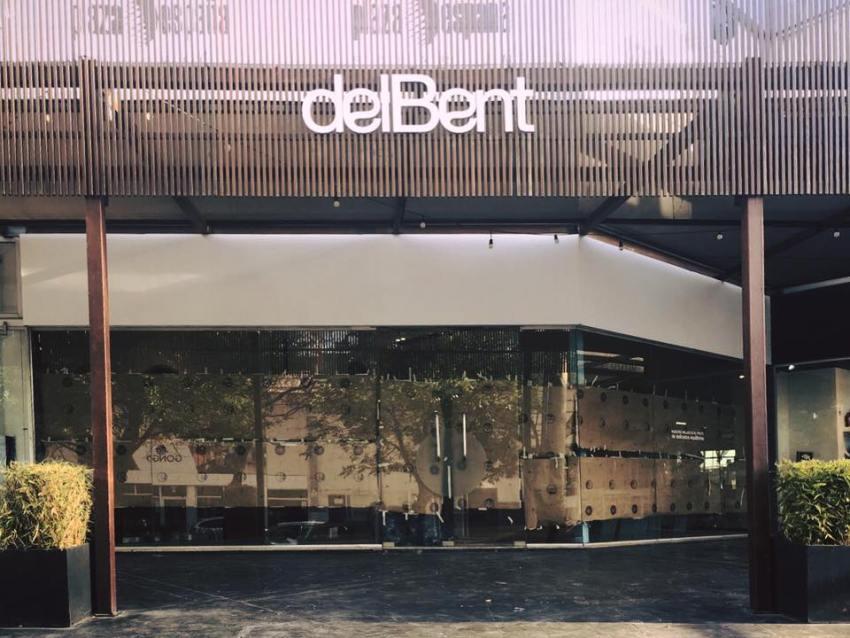Del Bent llegó a Barrio Jardín