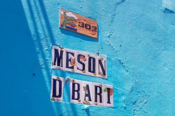 Mesón de Bari en Santo Domingo
