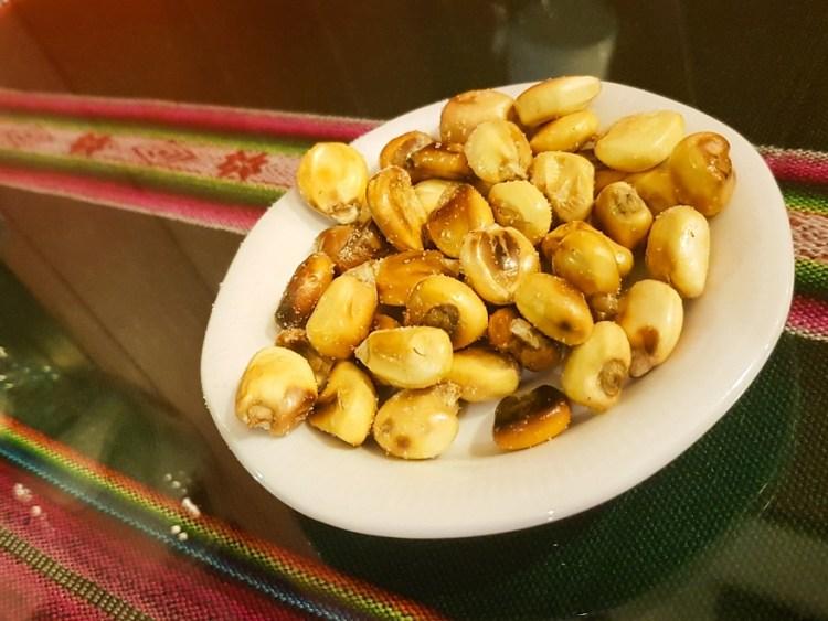 Ceviche en Carabamba