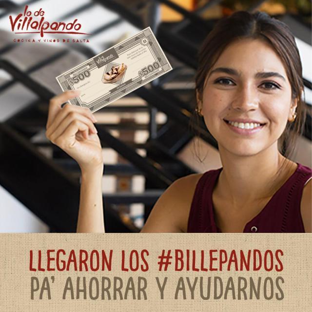 Comprá tu locro hoy y disfrutalo mañana con Billepandos