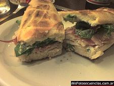 Creambury | Chicken Ciabatta