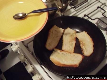 Reciclando el pan