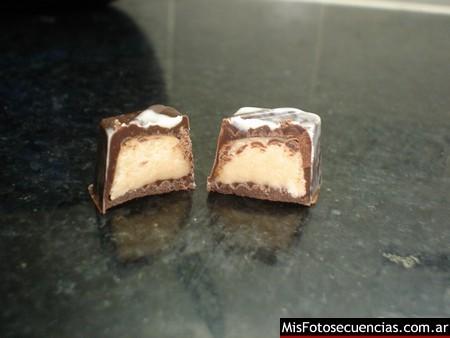 Como hacer bombones de chocolate [2/3]