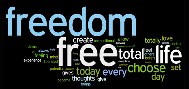 Freedom - Misha Almira