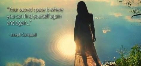 Sacred Space - Misha Almira