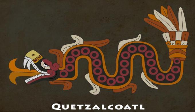 Quetzalcoatl- Misha Almira