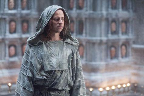 Arya's Teacher