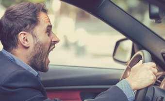 road rage Mishak Law blog road safety