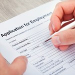 job application criminal record