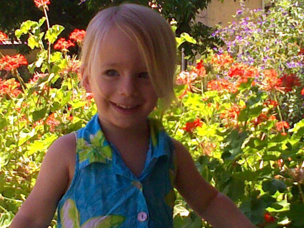 הילדה הכי יפה בגן