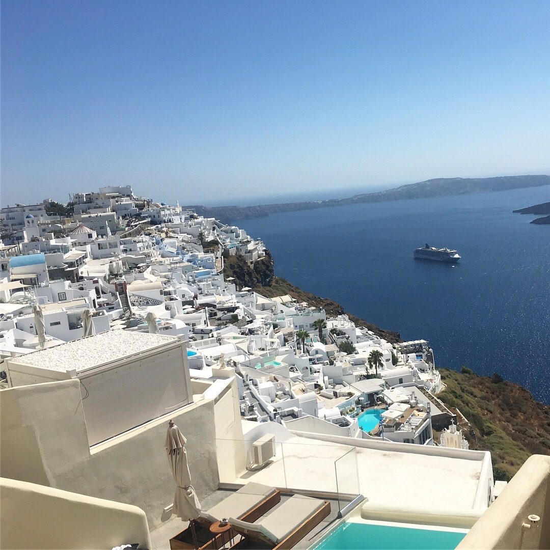 The Cyclades Islands: Athens, Mykonos, Ios, and Santorini