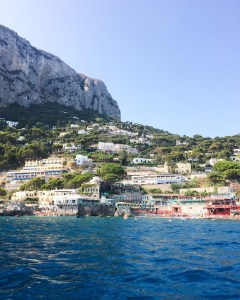 The Amalfi Coast: Sorrento, Capri, and Positano