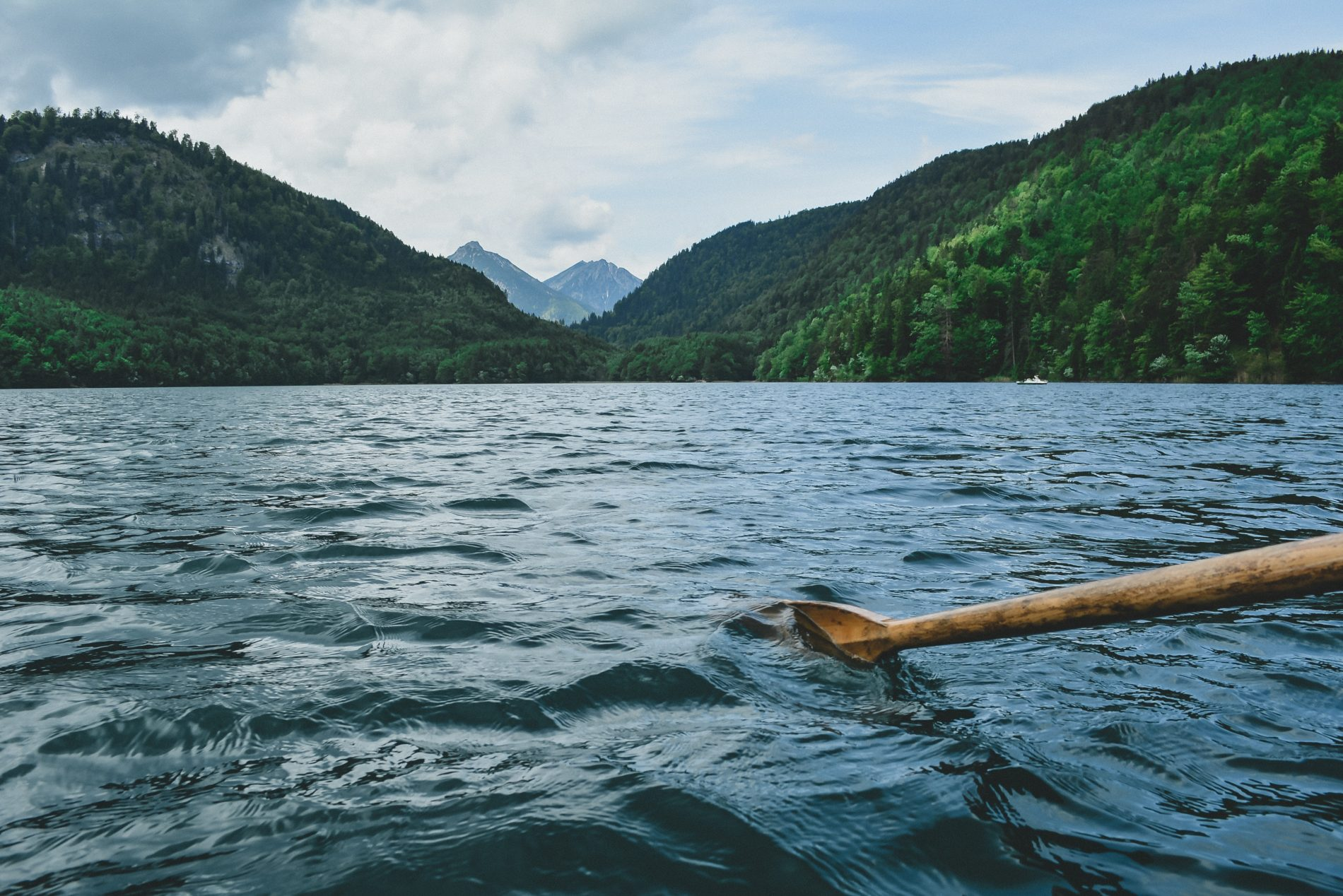 The Coxswain Effect: How to Put Power in Every Stroke When You Can't See Where You're Going
