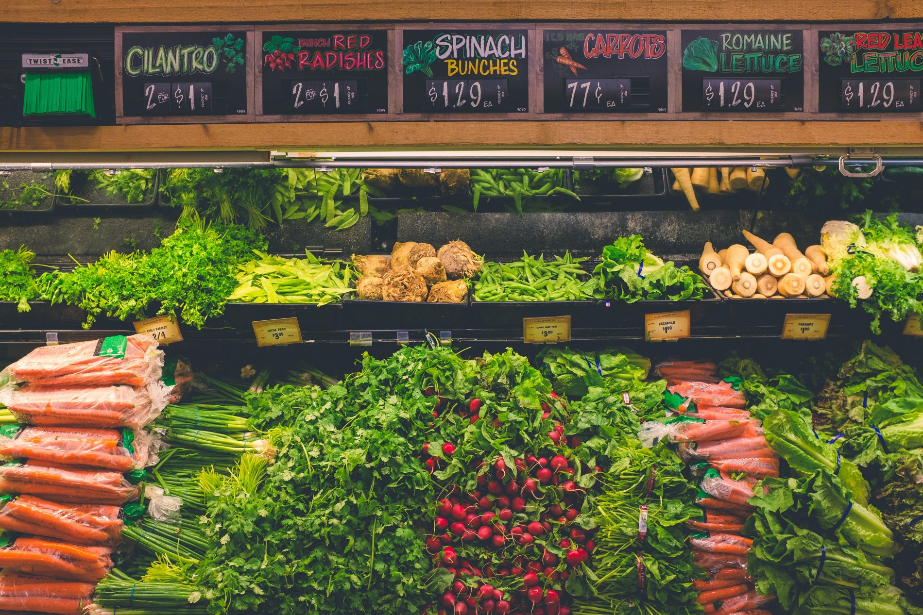 Why I Choose to Go to the Grocery Store (vs. delivery)